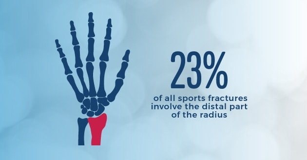 wrist fractures in sports