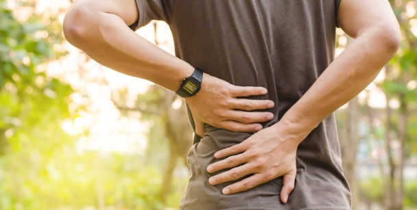 Back Pain is one of 13 reasons to go to the Emergency Room