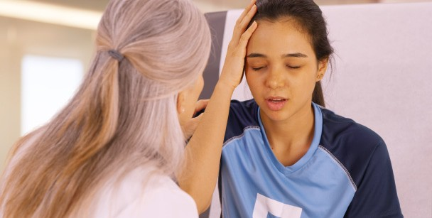 Head Injuries/Concussions is one of 13 reasons to go to the Emergency Room