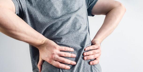 back pain body ache