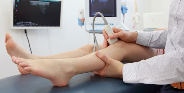 broken bone ultrasound