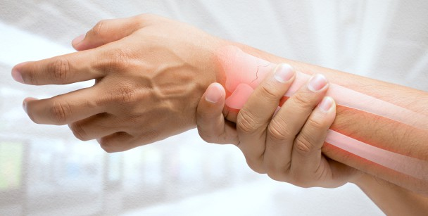 """Wrist Bone Fracture """"Scaphoid"""""""
