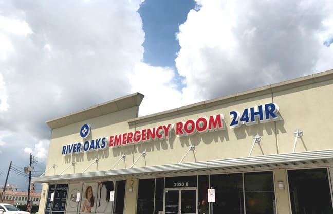 River Oaks Emergency Room